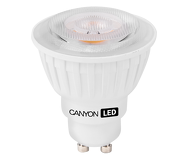 Лампа Canyon светодиодная MR-4.8W/4000/GU10 MRGU105W230VN60