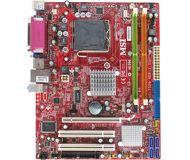Материнская плата Soc-775 MSI G31M3V2 б/у