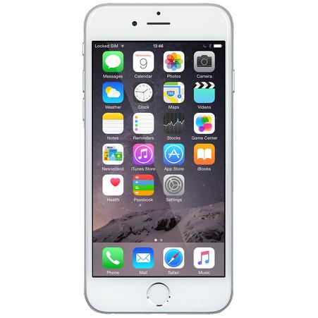 Смартфон Apple iPhone 6S Plus 64 ГБ серебристый (ЕСТ)