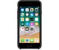 Чехол Apple Silicone Case для  iPhone 7/8 , черный  MQGK2  реплика