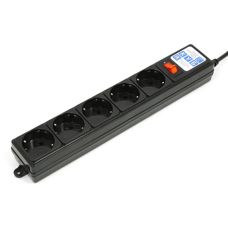 Сетевой фильтр Power Cube SPG-B-6-BLACK
