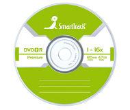 Диск DVD+R Smart Track 4,7Gb 16x