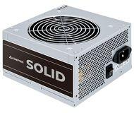 Блок питания 600 Вт Chieftec Solid [GPP-600S]