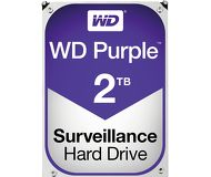 Жесткий диск WD 2 Тб Purple  WD20PURZ