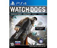 Игра для PS4: Watch Dogs (рус.версия) б/у