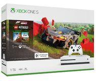 Игровая приставка Microsoft Xbox One S 1Tb + Forza Horizon 4 + Lego DLC [234-01131]