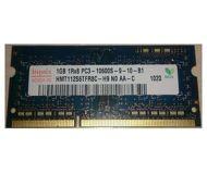 Память SO DIMM DDR3 1024Mb 1333MHz Hynix PC3-10600 б/у