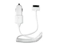 АЗУ Partner  30-pin  для Apple, 1.0A, несъемный кабель, белый  028253