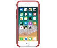 Чехол Apple Silicone Case Product Red для  iPhone 7/8 , красный  MQGP2  реплика