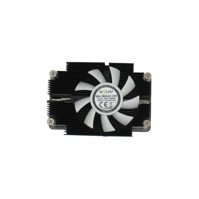 Кулер GELID Slim Silence AMD [CC-SSILENCE-AP] AMD низкопрофильный 28мм