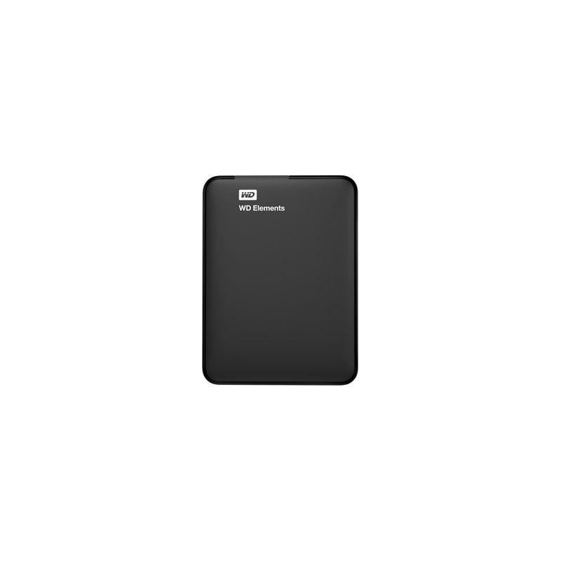 "Внешний жесткий диск WD 1Tb WDBUZG0010BBK-EESN Elements 2.5"" USB 3.0"