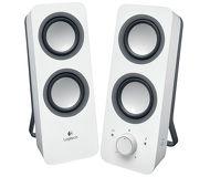 Колонки Logitech Z200 Белый  (980-000811)