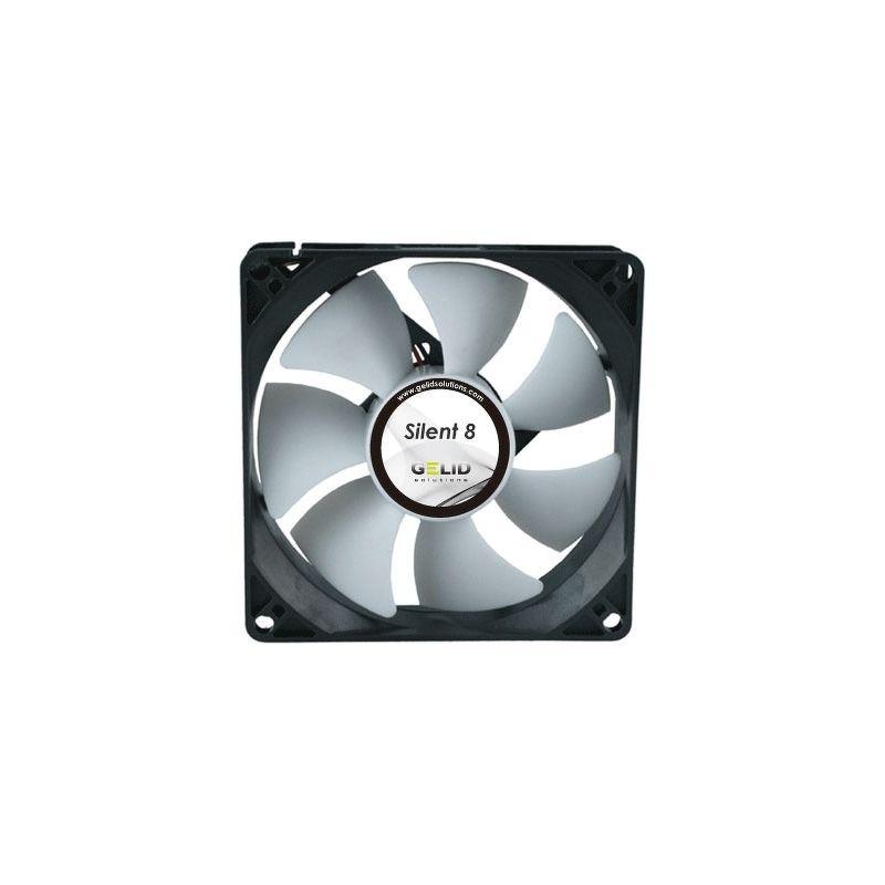 Вентилятор GELID Silent 8 80мм   FN-SX08-16
