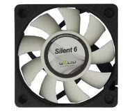 Вентилятор GELID Silent 6, 60мм 3200rpm  FN-SX06-32