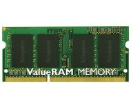 Память SODIMM DDR3 8Gb 1333MHz PC10600 Kingston  KVR1333D3S9/8G