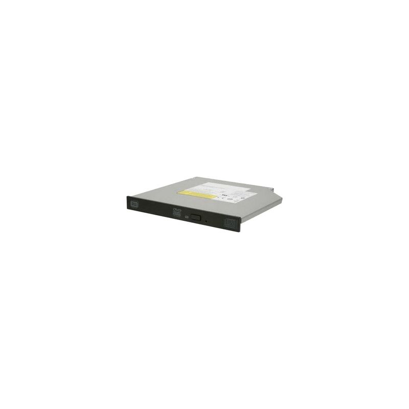 Привод DVD+/-RW Lite-On  DS-8ABSH32B , SATA, Slim, черный