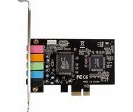 Звуковая карта PCI-E C-Media 8738 5.1