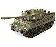 Танк Р/У YH4101-2 German Tiger 1:20, зеленый