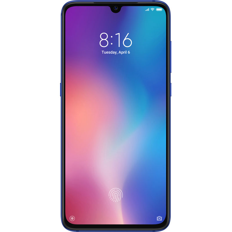 Смартфон Xiaomi Mi9 6/128Гб синий