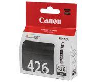 Картридж струйный Canon  CLI-426BK  черный (4556B001)