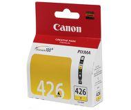 Картридж струйный Canon  CLI-426Y  желтый (4559B001)