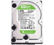 "Жесткий диск 1Tb 3.5"" SATA Western Digital WD10EARS б/у"