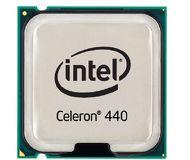 Процессор Intel Celeron 440  б/у