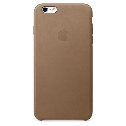 Чехол Apple iPhone 6 Plus/6S Plus Case кожа коричневый [MKX92ZM/A]