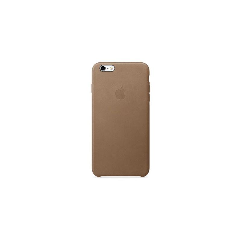 Чехол Apple iPhone 6 Plus/6S Plus Case кожа коричневый  MKX92ZM/A