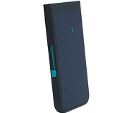 Футляр Twitch Easy Catch для  iPhone 5/5S/SE , полиуретан, синий  MUTWIP501