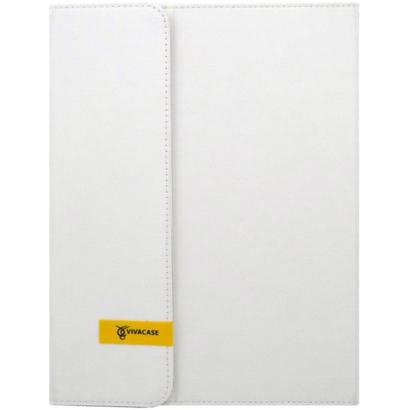 Чехол-клавиатура VIVACASE для [iPad Air] текстиль белый (VAP-AK00203-w)