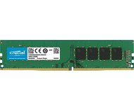 Память DDR4 4Gb 2400MHz PC19200 Crucial  CT4G4DFS824A