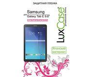 Защитная пленка LuxCase для Samsung Galaxy Tab E 9.6'' (Суперпрозрачная)