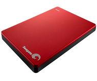 """Внешний жесткий диск Seagate 2 Тб Backup Plus Slim  STDR2000203  USB 3.0 2.5"""" Красный"""