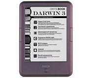 Электронная книга ONYX BOOX Darwin 3 коричневая