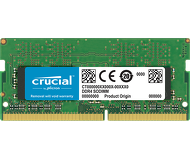 Память SODIMM DDR4 8Gb 2400MHz PC19200 Crucial  CT8G4SFD824A