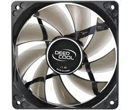 Вентилятор DeepCool Wind Blade 120 120мм   DP-FLED-WB120-RD  красный