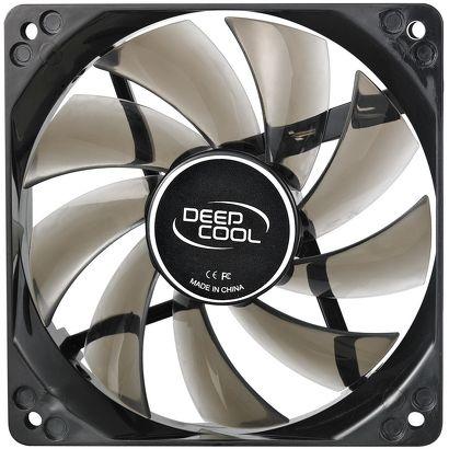 Вентилятор DeepCool Wind Blade 120 120 мм  [DP-FLED-WB120-WH] белый