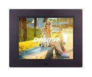 "Цифровая фоторамка Digma 8"" PF-833 1024x768 черный пластик ПДУ Видео"