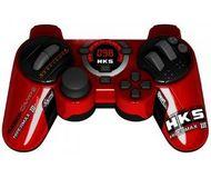 Геймпад Eagle3 HKS Racing проводной, красный
