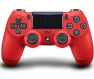 Геймпад беспроводной Sony PlayStation Dualshock 4 V2 NEW [CUH-ZCT2E] красный