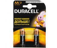 Батарейки Duracell Basic LR6-2BL AA 2шт
