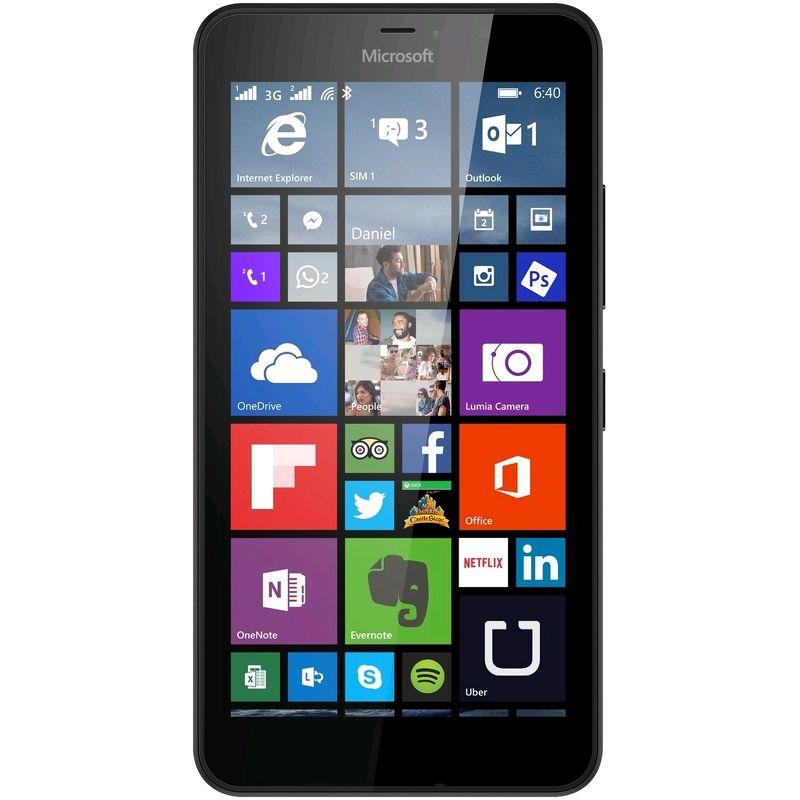 Смартфон Microsoft Lumia 640 LTE DS Черный (РСТ) б/у