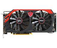 Видеокарта MSI AMD Radeon R9 280X (3Gb GDDR5 384bit) R9 280X Gaming 3g  б/у