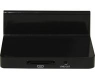 Док-станция D-Lex DDS2B49 для  iPad 2/3  черный