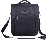 "Сумка 14"" Brauberg ""Compact"" (240396), ткань, черный"