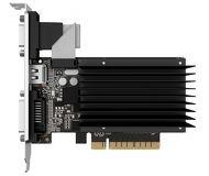 Видеокарта Palit GeForce GT 710 (2 ГБ 64 бит) OEM [NEAT7100HD46-2080H BULK]