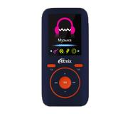 Плеер Flash Ritmix RF-4450 4Гб синий/оранжевый