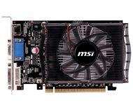 Видеокарта MSI GeForce GT 730 (2 ГБ 128 бит) [N730-2GD3]