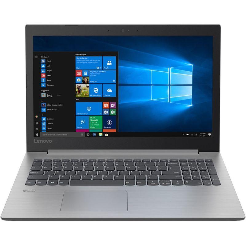 """15.6"""" Ноутбук Lenovo Ideapad 330-15IKBR 81DE000URU черный"""